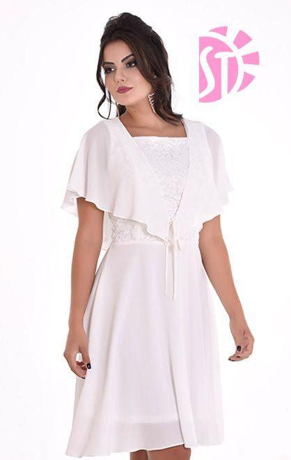 1aaef29e1 VESTIDO DE CREPE   roupa   Vestido crepe, Vestidos e Moda evangelica