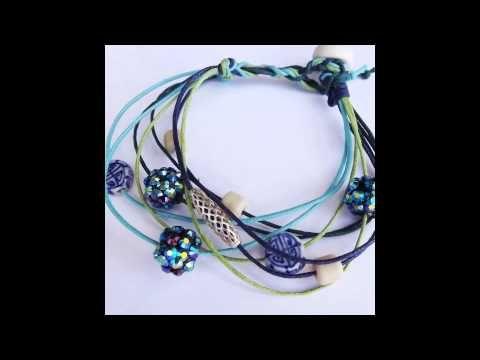 Summer moods jewelry line