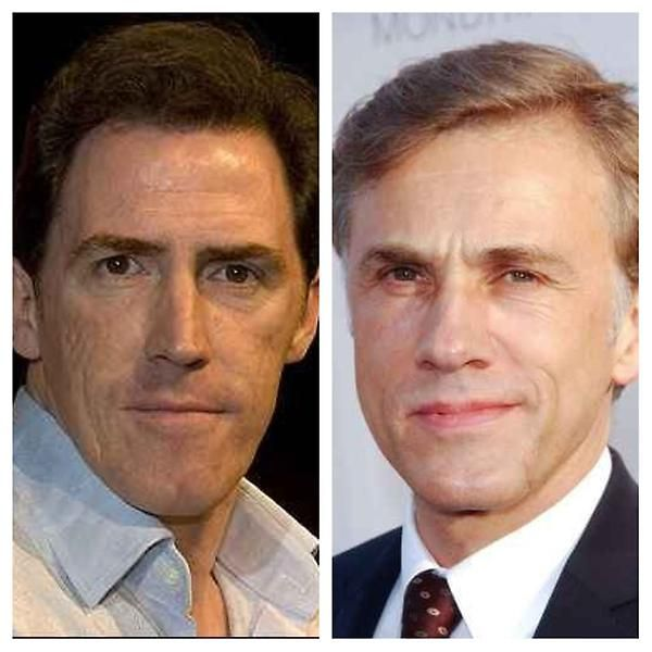 I Just Found Out Rob Brydon & Christoph Waltz Are Different People