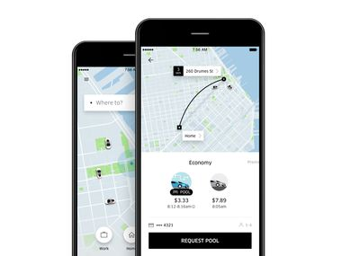 Ubers latest redesign aims for a quicker pickup  Next Story  Watch Pitch@Palace Demo Dayhere  Uber is slowly rolling out an update on the rider side it hopes will take you to your destination faster and easier.  No the little feature that tells you your Uber driver is 2 minutes away (but feels like its more like 10 minutes) isnt going to change. But Uber is rolling out what it hopes is a more organized app to help you book your ridequicker.  Uber added a ride selection with its first major…