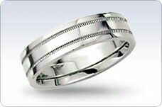 Christian's wedding band
