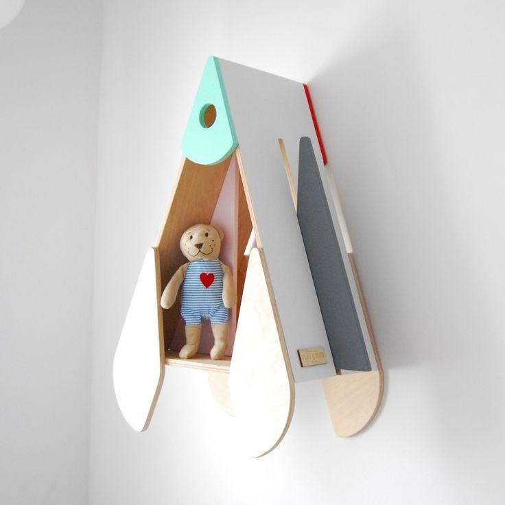 The Rocket shelf