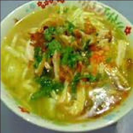 Resep Soto Ayam Kuning Gurih
