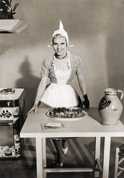 Frau Antje bringt Käse aus Holland ;o)
