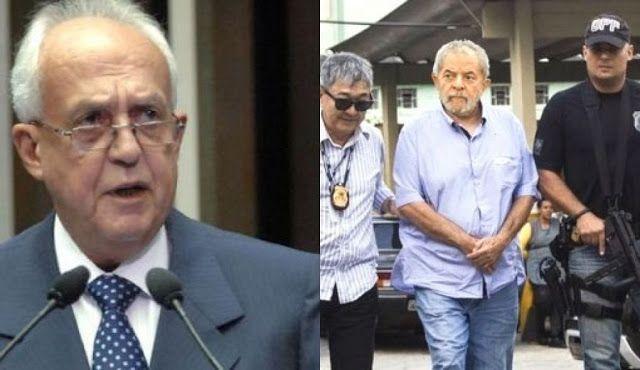 Deputado federal Jarbas Vasconcelos diz que será uma 'cena bonita' ver Lula sendo preso na lava Jato