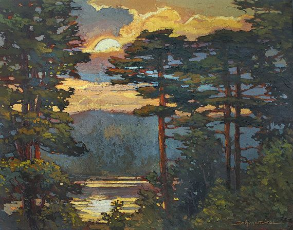 25 best ideas about lake painting on pinterest for Watercolor painting classes near me