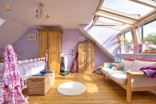 Velux Dormer for Light & Space