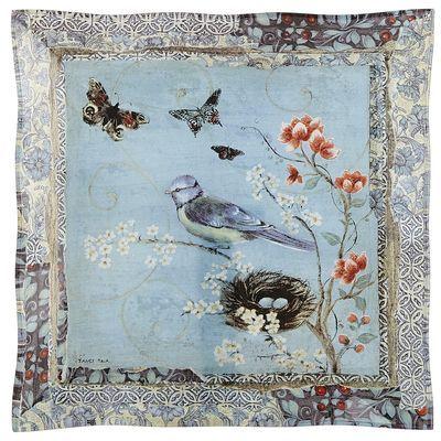 Bluebird Platter