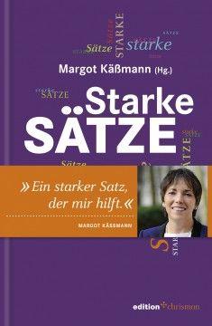 """Margot Käßmann liest """"starke Sätze"""""""