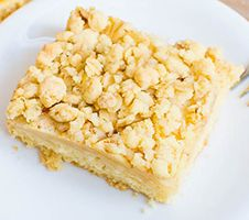 Streusel Kuchen Recipe,How To Make Streusel Kuchen  Streusel Kuchen Recipe is delicious, tasteful and yammi dish. Streusel Kuchen Recipe can be made in less than few minutes with the help of very few ingredients which is available at your nearest super market.Streusel Kuchen Recipe  easy to make at your home check below step by step directions of the recipe and enjoy cooking.