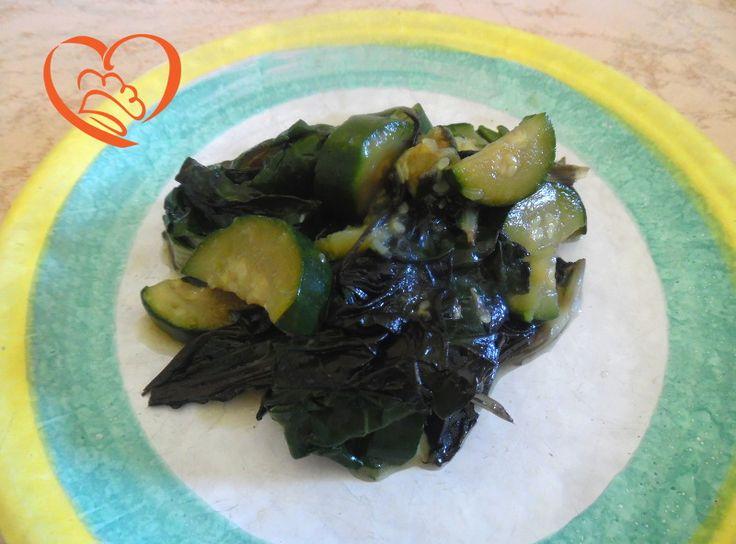 Coste e zucchine (no ricetta)