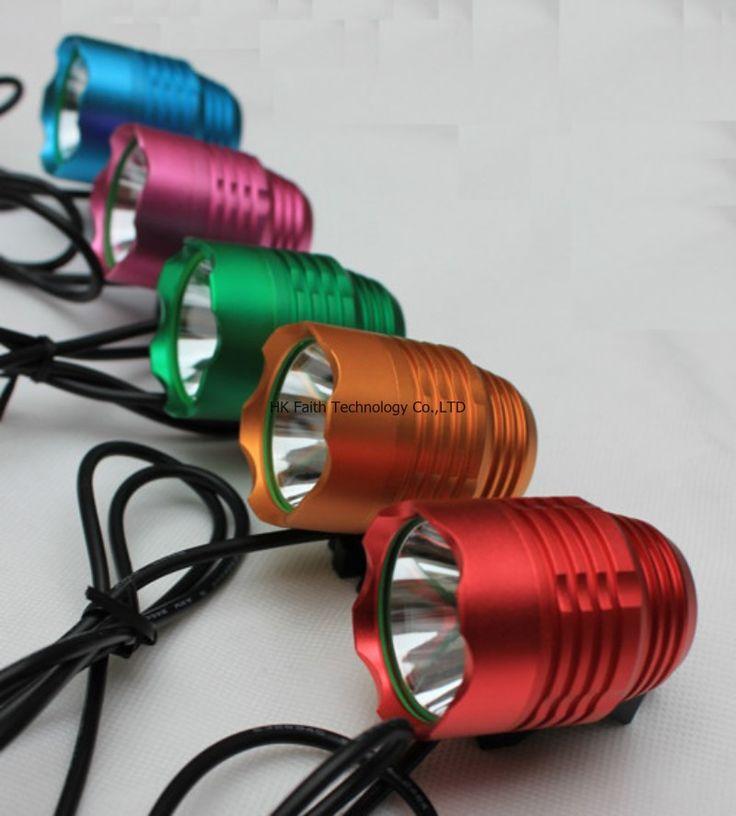 Дешевое 10 компл. горячая распродажа 1 xCREE XM L T6 из светодиодов велосипед велоспорт свет велосипеда 1800 люменов фара с аккумулятором с 6400 мАч аккумулятор, Купить Качество Велосипедные фары непосредственно из китайских фирмах-поставщиках:                Hotest 1800 люмен CREE XM-L T6 велосипед свет светодиодный фонарик 8.4 В 6400 мАч и зарядное