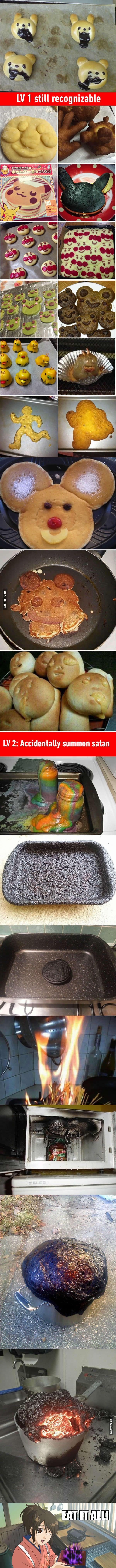Viral pictures of the day: 16 cooking fails that turn the food into hellish creatures