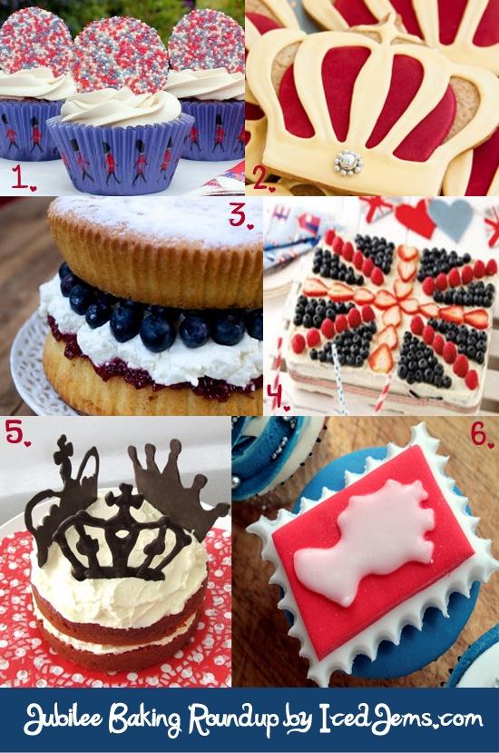 Jubilee Baking Ideas Jubilee Cake Jubilee Cupcakes
