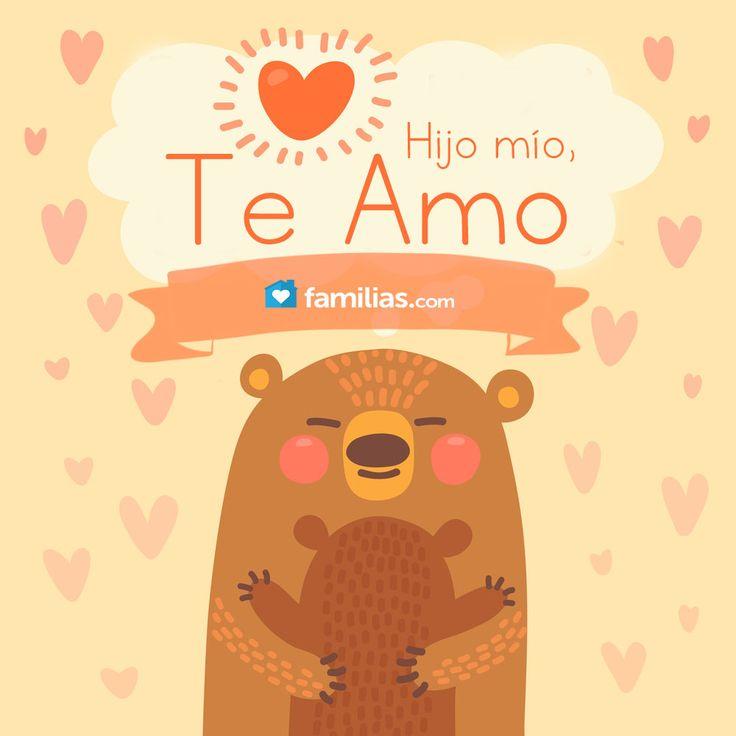 #frases de #amor #familia #vida www.familias.com #yoamoamifamilia