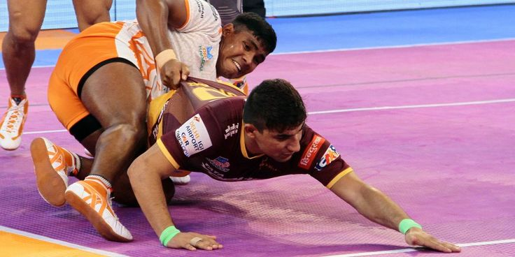 Pro Kabaddi League 2017 Puneri Paltan UP Yoddha look to exploit each other's frailties in play-off duel - Firstpost #757Live