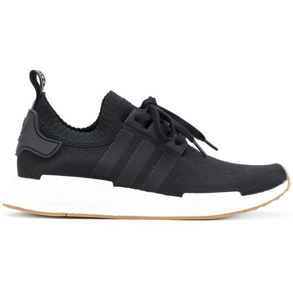 Adidas NMD R1 Prime Knit sneakers ($222) ? liked on Polyvore featuring  shoes,