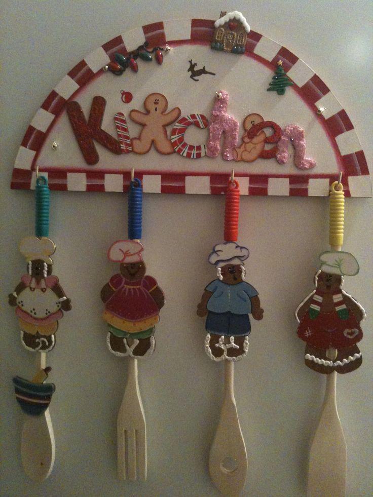 Kitchen adorno para cocina todo para navidad - Adornos para la cocina ...