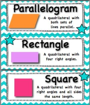 4th Grade Vocabulary Cards covering all the words included in Common Core. Each large card provides the key term, definition, and example or formula.Includes 95+ words, to see the full list please click below:4th Grade Math Vocabulary ListAlso available in pink and teal!!