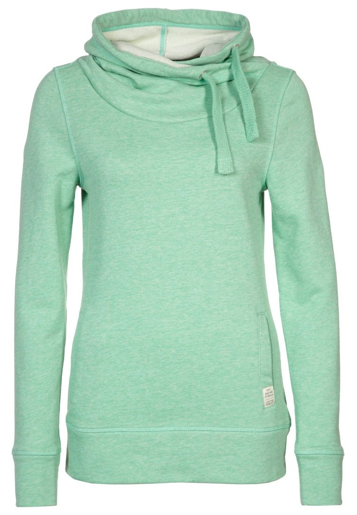 Mint Sweatshirt want to figure out how to refashion mine I have into this