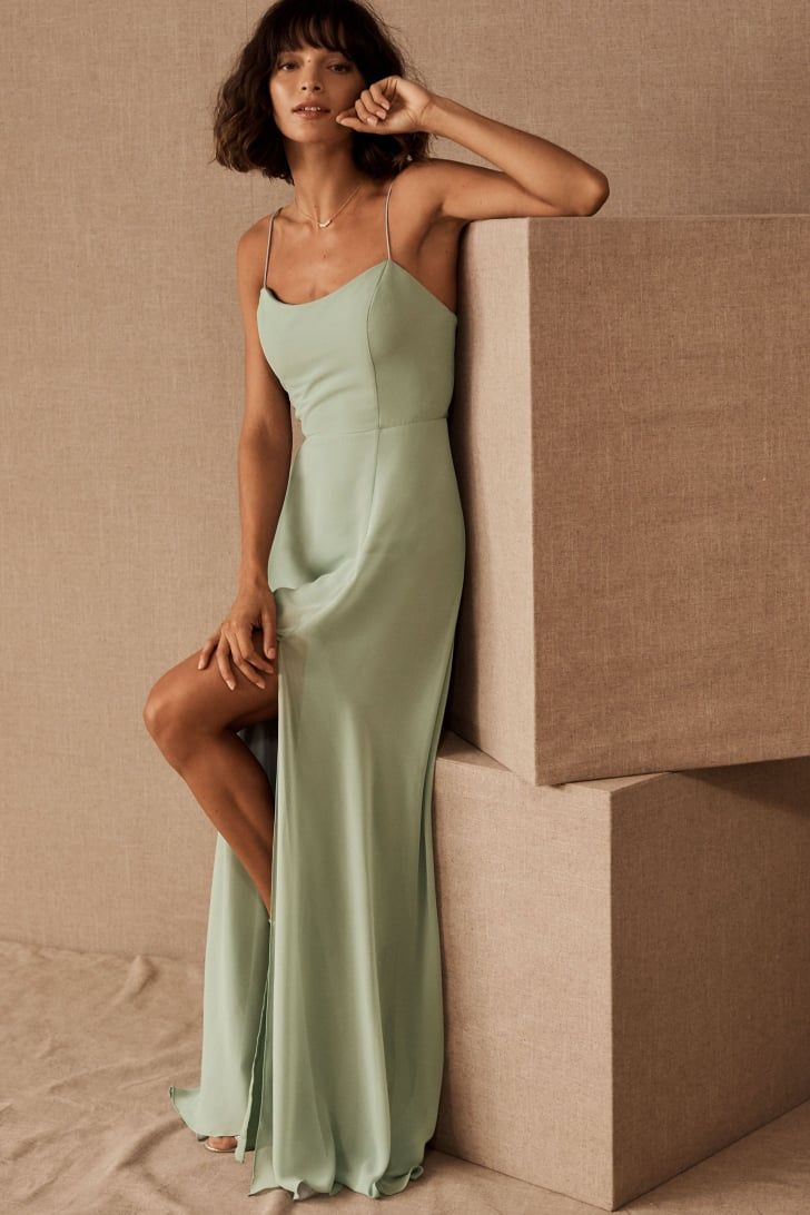 Rsvp To Every Wedding In 2020 Because We Found The Prettiest Guest Dresses At Anthropologie Green Bridesmaid Dresses Fashion Guest Dresses [ 1092 x 728 Pixel ]