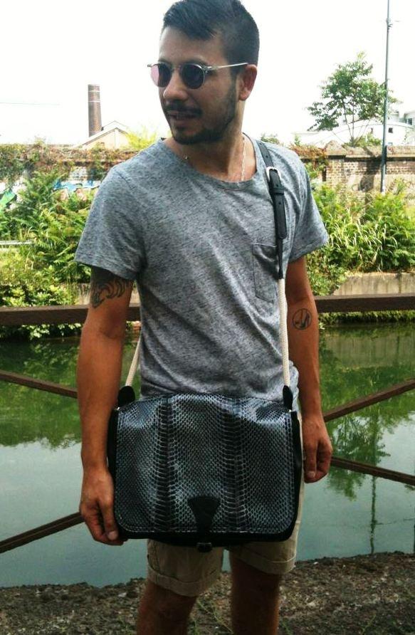 Luca Termine - Italian Fashion Stylist