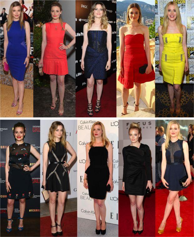 De olho na Gillian Jacobs - Fashionismo