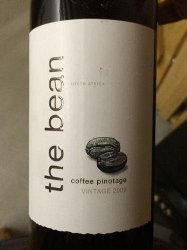 Mooiplaas The Bean Coffee Pinotage 2009