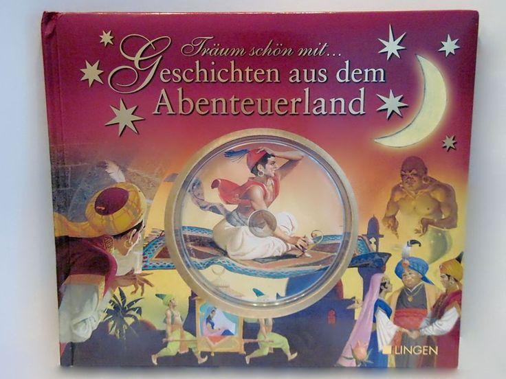 Buch Träum schön mit Geschichten aus dem Abenteuerland + Audio-CD - Diesen und weitere Artikel finden Sie bei Marias-Einkaufsparadies.de! (www.marias-einkaufsparadies.de)