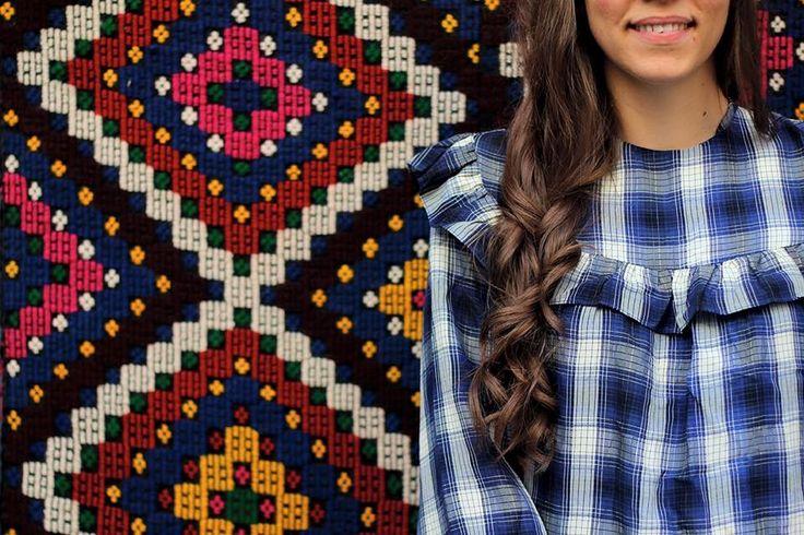 Isolda Pinedo Karavan Clothing AW2015-2016 blog.karavanclothing.com #karavanclothing #karavan