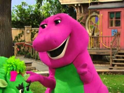 Barney: Night Before Christmas - Clip - YouTube