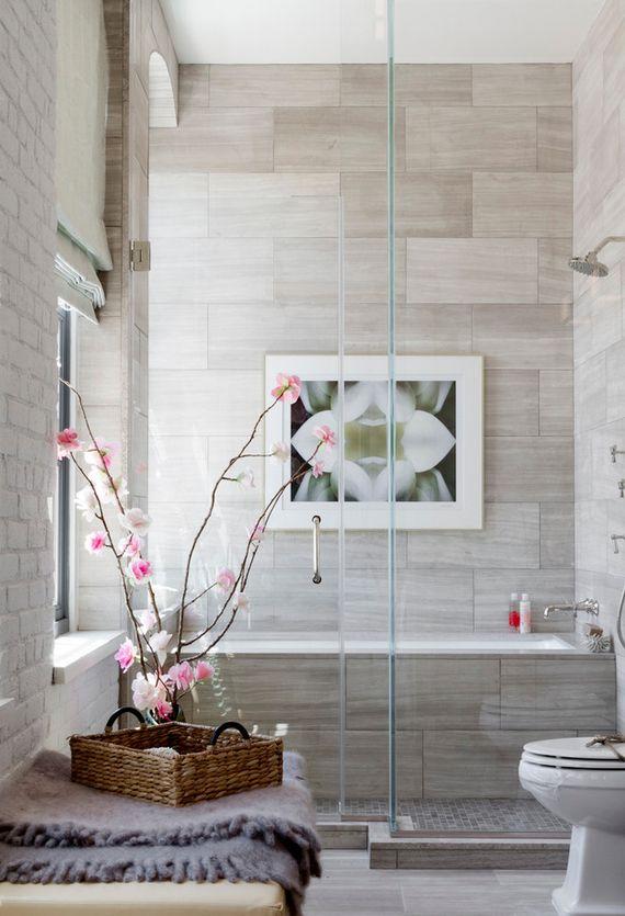 Holiday House Hamptons 2014 // Bathroom by Campion Platt #bathrooms