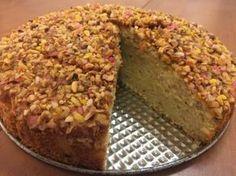 Tämä ihana pieni kardemummakakku löytyi Kinuskikissan blogista, ja kuuluu ehdottomasti suosikkikakkuihini. Kakun vaatimaton ulkonä...