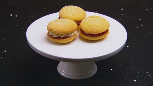 Melting Moments Biscuits | MasterChef Australia