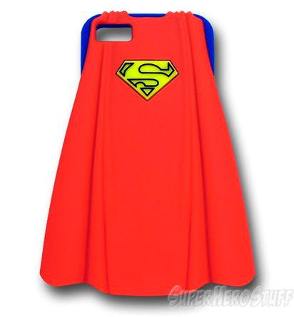 Funda para Iphone 5 Superman