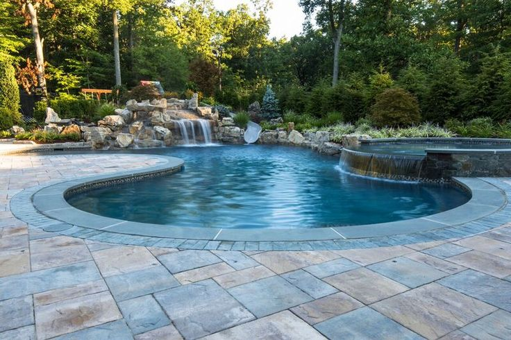 Terra Care Inc updated this backyard with fabulous Cambridge Pavingstones and Wallstones with ArmorTec. Who would you enjoy your outdoor living space with?