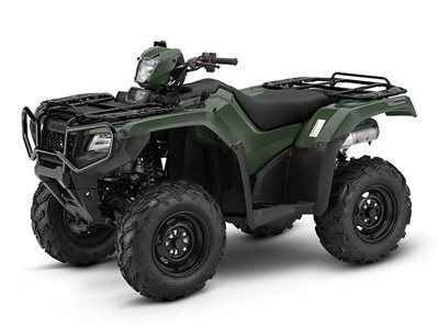 New 2017 Honda FourTrax Foreman Rubicon 4x4 DCT EPS ATVs For Sale in Ohio. It doesn't matter whether we're talking about architecture, transportation, clothing, food or music: the real greats stand the test of time. And when you're talking about all-terrain vehicles, that test means two things: how many hours a day you want to ride, and how long your ATV lasts.The Honda FourTrax Foreman Rubicon knocks it out of the park on both counts. It's a premium ATV that places a premium on rider…