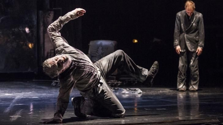 A dark piece in every way: James Thierree's Tabac Rouge is already the show to see at the Sydney Festival.
