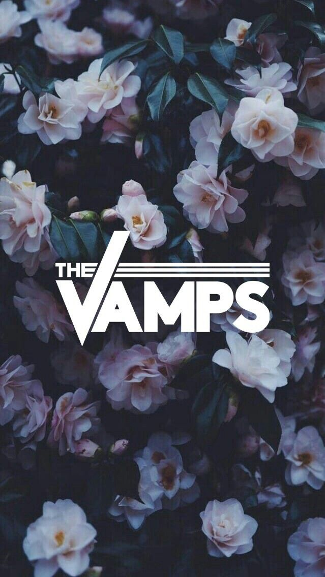 Brad Simpson Connor Ball James Mcvey Tristan Evans The Vamps Wallpaper Flowers The Vamps The Vamps Logo Artsy Background The vamps wallpaper for iphone
