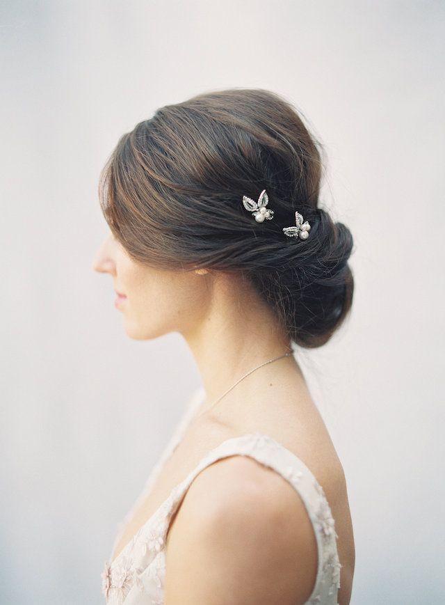 elegant hairpieces