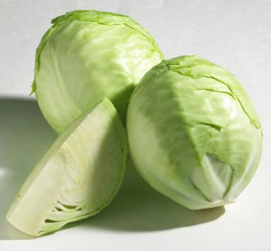Cabbage Wedges - Purestock/Getty Images - Do not add butter for P2 but can for P3