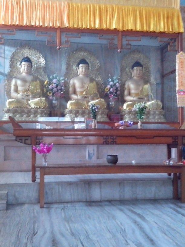 Budha at bodhgaya