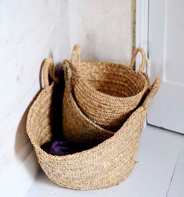 spanish shopping basket