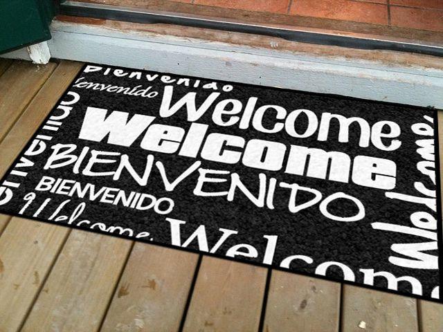 Alproshop.com - TAPETE ALFOMBRA IMPRESA LOGOMAT  90X60 WELCOME (http://www.alproshop.com/tapete-alfombra-impresa-logomat-90x60-welcome/)