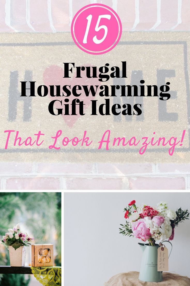 15 Cheap Housewarming Gift Ideas That Look Jaw Droppingly Fancy