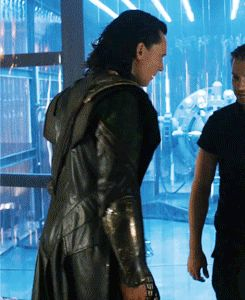 Great gif set on the study of Loki's walk. Very well thought out and filled with purpose.