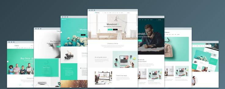 multi-purpose WP theme