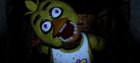 """I got Chica! """" You are a pizza and part loving person. You probably are obsessed with pizza's and/or party's. You are a good friend however"""