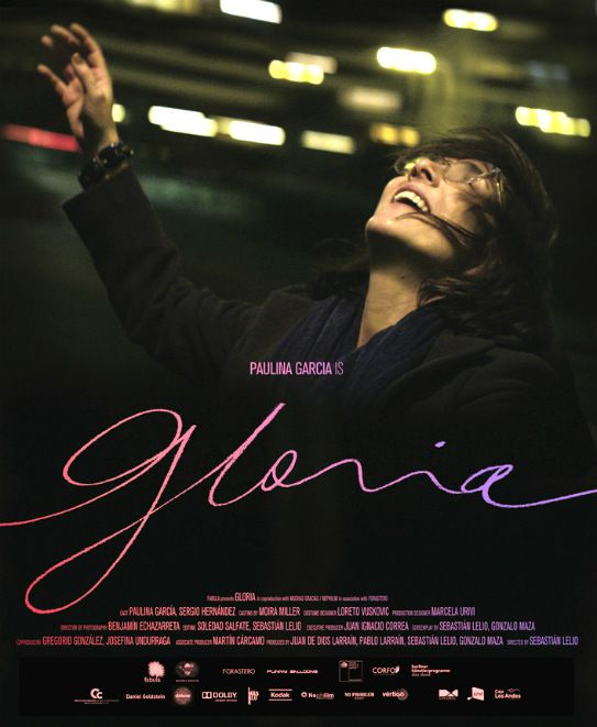 Gloria - Director: Sebastián Lelio  @ Festival de Cine de Lima - https://www.facebook.com/festivaldelima