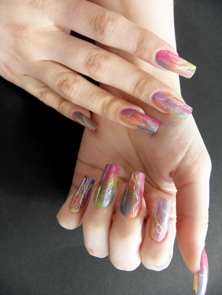 The 26 best Artistic Polish Nail Art images on Pinterest | Facts ...